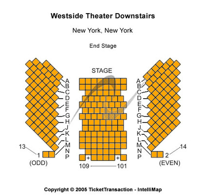 Westside Theatre Downstairs